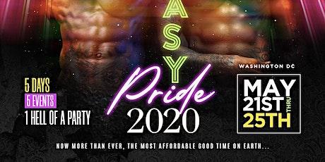 WASHINGTON DC SUPREME FANTASY PRIDE 2020 MAY 21 - 25 tickets