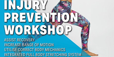 Body Alignment Clinic - Injury Prevention Workshop - October tickets