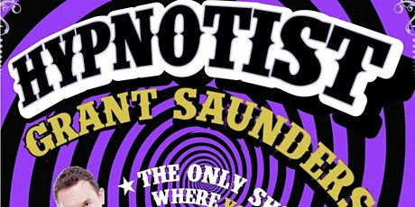 Hypnotism and Comedy night with Grant Saunders tickets