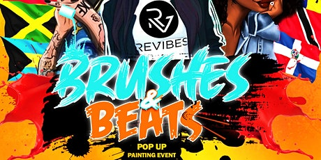 Brushes&Beats tickets