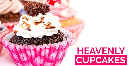 Cupcake Baking Class -Thurs 6/11/20 at 7pm - West LA - KIDS OK! tickets
