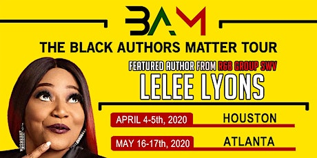 The Black Authors Matter Tour Atlanta tickets