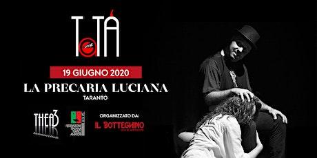 La Precaria Luciana tickets