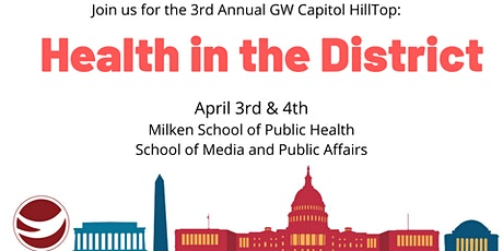 Capitol HillTop 2020: Health in the District tickets