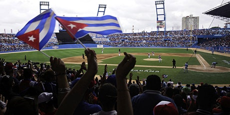 POSTPONED: Don't Take Your Base: America's Baseball Diplomacy with Cuba tickets
