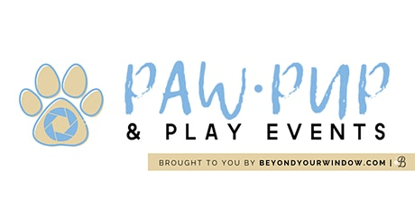 PAW∙PUP & Play (April Doggie Meetup) tickets