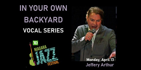 """""""In Your Own Backyard"""" Vocal Series, Part One: Jeffery Arthur tickets"""