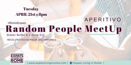 Random People Meetup in Rome tickets