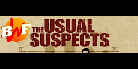 BWF The Usual Suspects Live Sat June 6 BRONX NY tickets