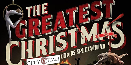 Greatest Show 'Themed' Xmas parties 2020 Theme The greatest showman film tickets