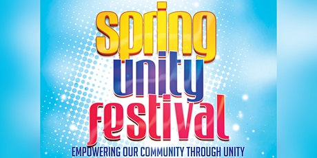 Spring Unity Festival tickets