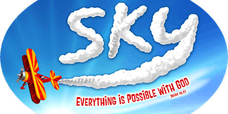 Sky! - Annual Vacation Bible School tickets