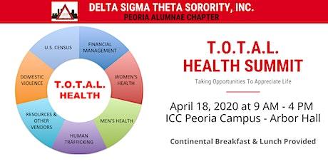 T.O.T.A.L. Health Summit tickets