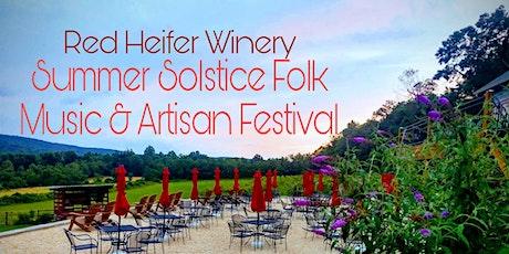 Summer Solstice Folk Music & Artisan Festival tickets