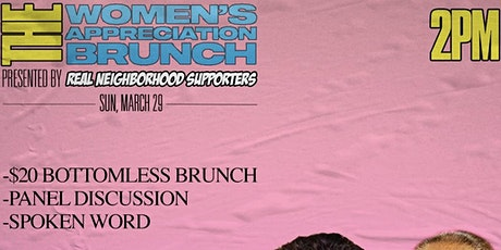 The Women's Appreciation Brunch at The Last Stop tickets