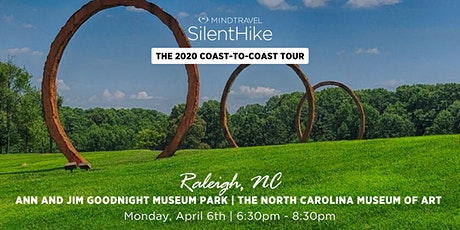 Free MindTravel SilentWalk+Live-to-Headphones Piano Concert in Raleigh, NC tickets