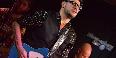 JOSE RAMIREZ~2nd Place @ The 2020 IBC~Costa Rica's Premier Blues Ambassador tickets