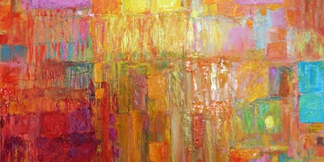Painting an Abstract with Palette Knives tickets