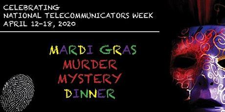 Mardi Gras Murder Mystery Dinner tickets