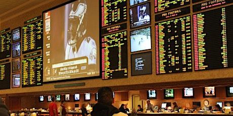 Understanding Sports Betting - October 2020 tickets