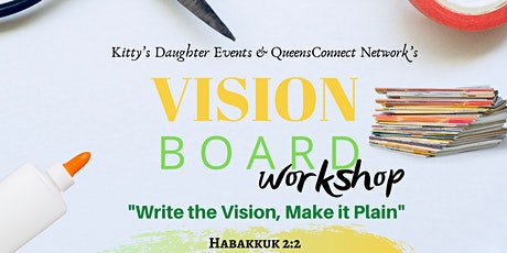 2020 Vision Board Workshop  tickets