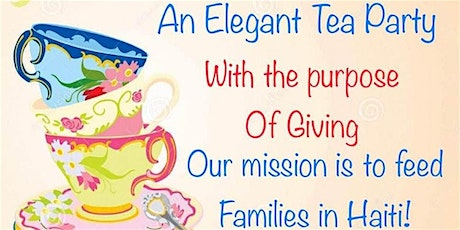 Maries Food Pantry Fundraising Tea Party tickets