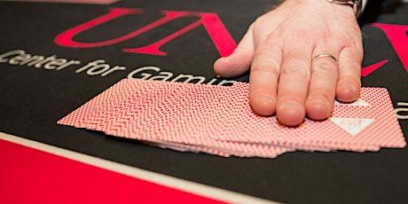 Fundamentals of Regulation for Land-Based Casinos - December 2020 tickets