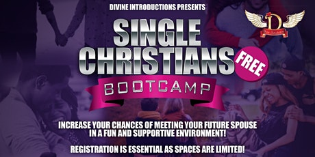 Single Christians Coaching Bootcamp tickets