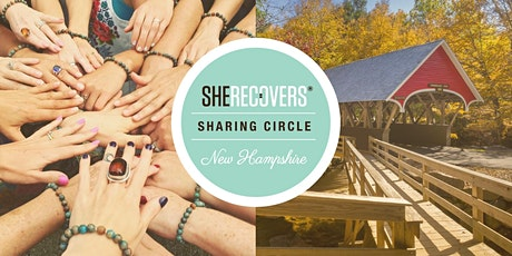 She Recovers Sharing Circle New Hampshire tickets