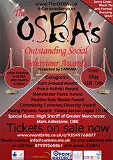 The OSBAs (Outstanding Social Behaviour Awards) tickets