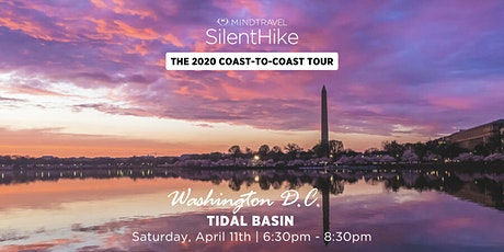 Free MindTravel SilentWalk in Washington, DC tickets