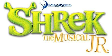 Blue Academy Musical Club presents Shrek Jr. tickets