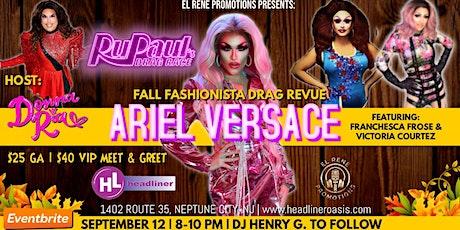 Fall Fashionista Drag Revue tickets