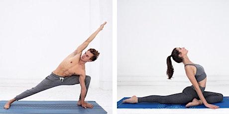 Yoga Workshop billets