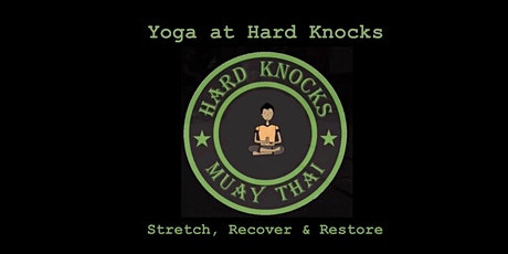 Stretch, Recover & Restore: Yoga for Athletes tickets