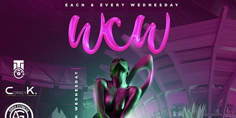 Women Crush Wednesdays | It's BACK tickets