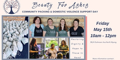 Community Packing & Domestic Violence Support Day tickets