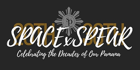 SPEARXSPACE 20th and 30th Anniversary tickets