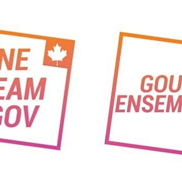One Team Gov Canada logo