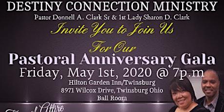 Pastoral & Church Anniversary tickets