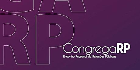5º CongregaRP: Encontro Regional de Relações Públicas ingressos