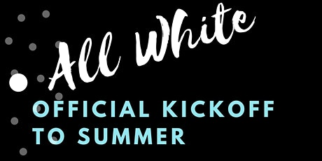 All White Luncheon 2020 official day party to kick off summer tickets