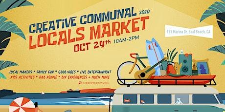 Creative Communal Locals Makers Market tickets