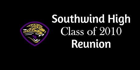 Southwind High School 2010- Class Reunion tickets