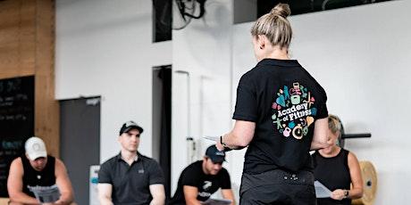 Certificate IV  in Fitness Workshop - Melbourne tickets