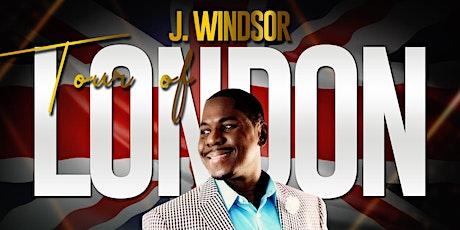 J.Windsor - Tour of London 2020 tickets