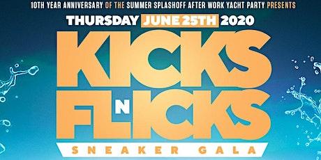 KICK  N  FLICKS  (SNEAKER GALA) tickets