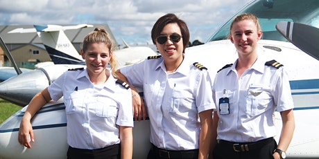 The world needs 220,000 new pilots over 20 years. Could you be one of them? tickets
