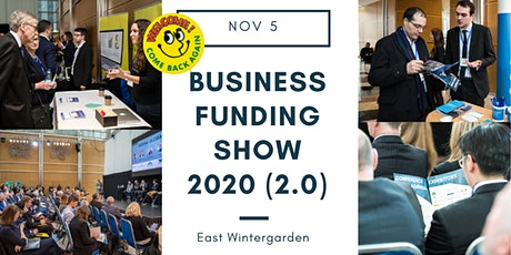 The Flagship Business Funding Show (Conference & Exhibition) tickets
