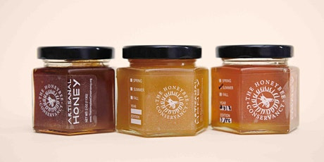Honey Tasting with The Honeybee Conservancy!  tickets